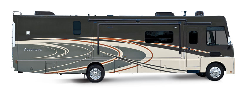 Winnebago Adventurer Exterior