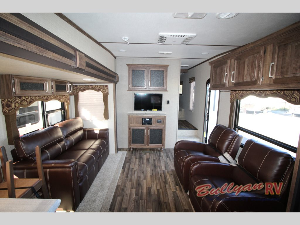 cougar xlite travel trailer and fifth wheel lightweight luxury keystone cougar x lite fifth wheel living area