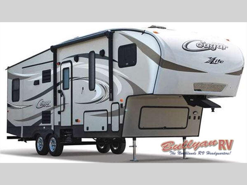 Keystone Cougar X-Lite Fifth Wheel