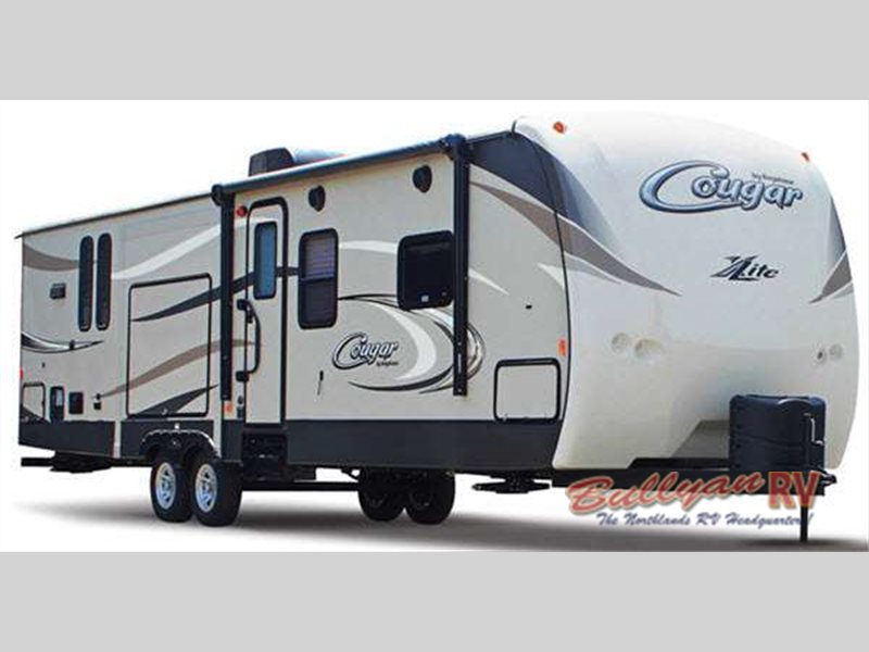Keystone Cougar X-Lite Travel Trailer