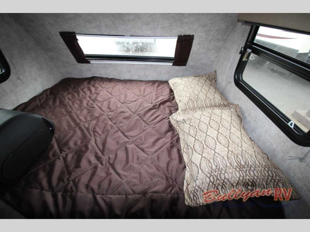 winnebago Winnie Drop Teardrop Travel Trailer bed