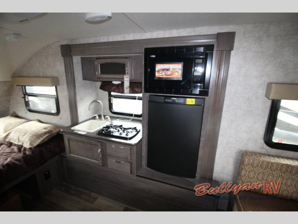 winnebago Winnie Drop Teardrop Travel Trailer kitchen