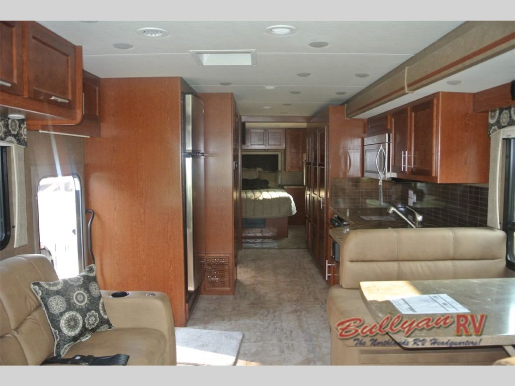 Forest River Legacy Class A Diesel Motorhome Interior 2