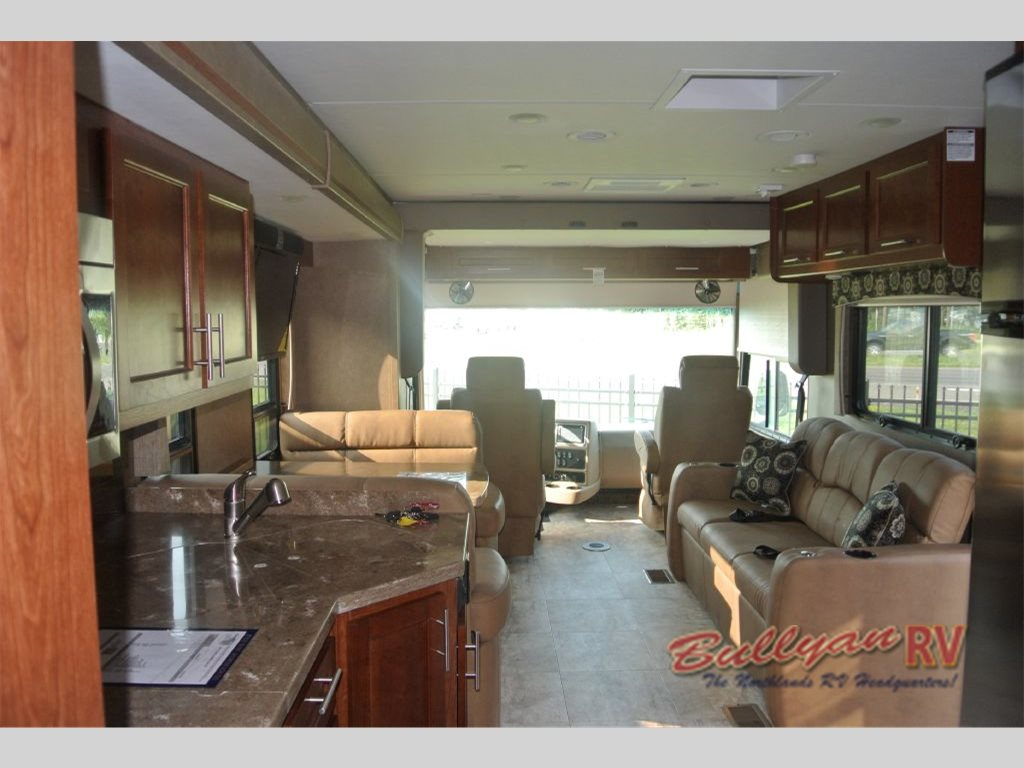 Forest River Legacy Class A Diesel Motorhome Interior