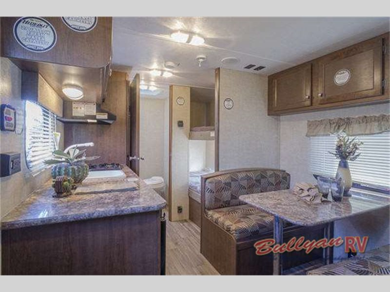 Keystone Hideout Single Axle Travel Trailer Interior