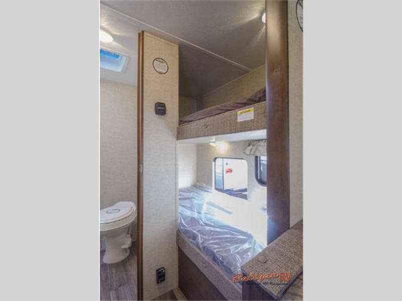 Keystone Hideout Single Axle Travel Trailer bunkbeds