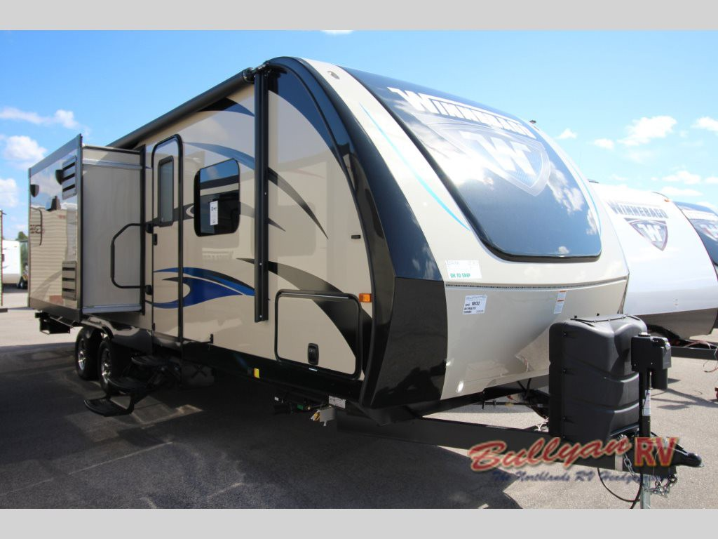 Winnebago Ultralite Travel Trailer