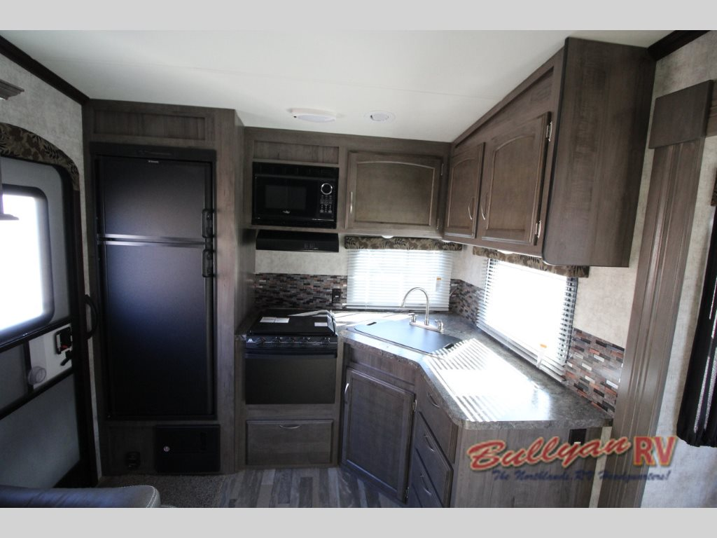 Winnebago Voyage Fifth Wheel Kitchen