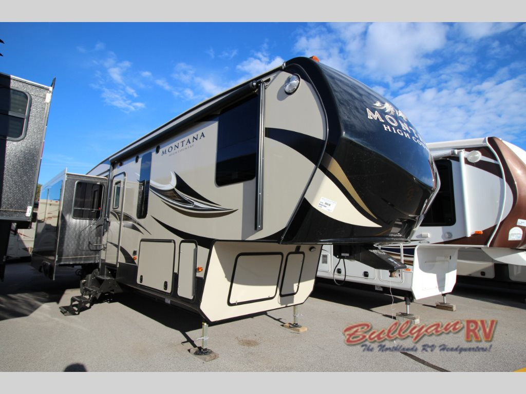 Keystone Montana High Country Fifth Wheel