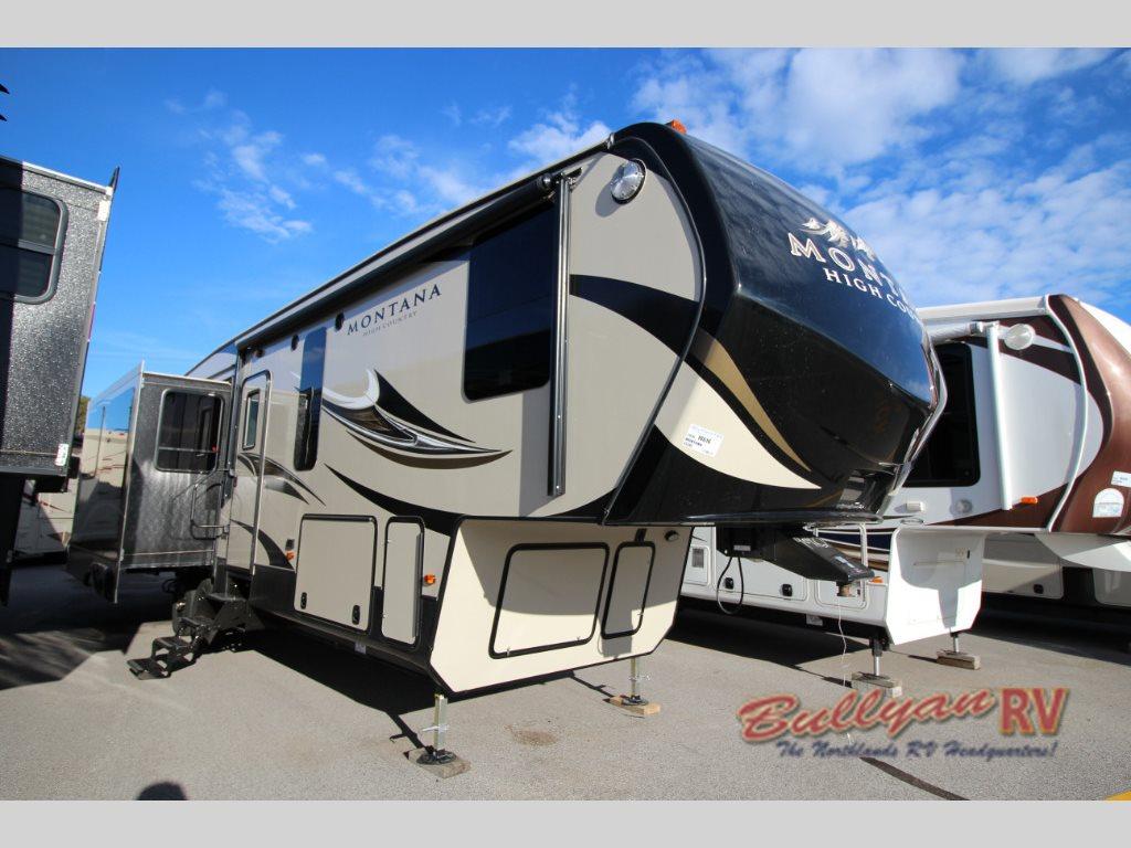 Keystone Montana High Country Fifth Wheel: Elegance and