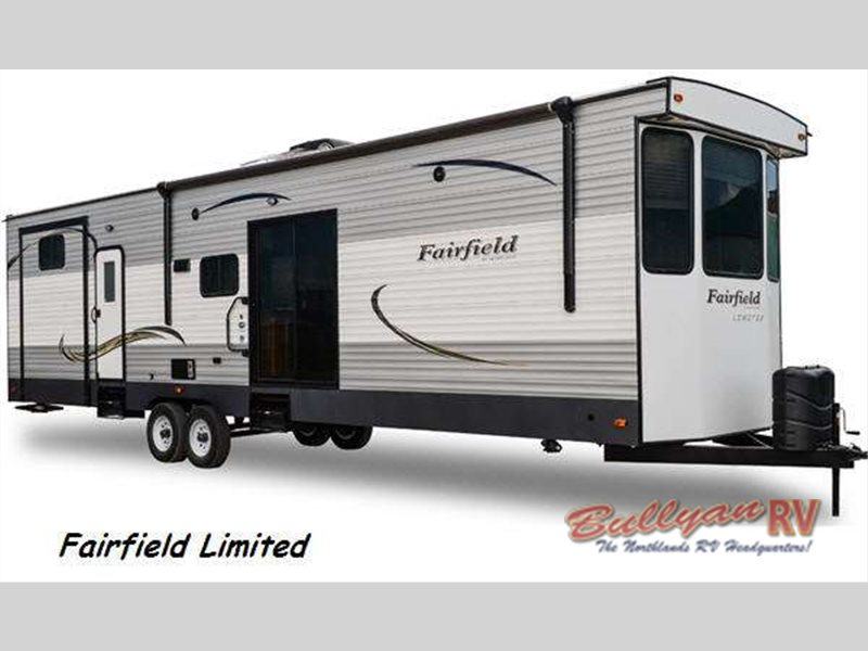 Heartland Fairfield Destination Trailer
