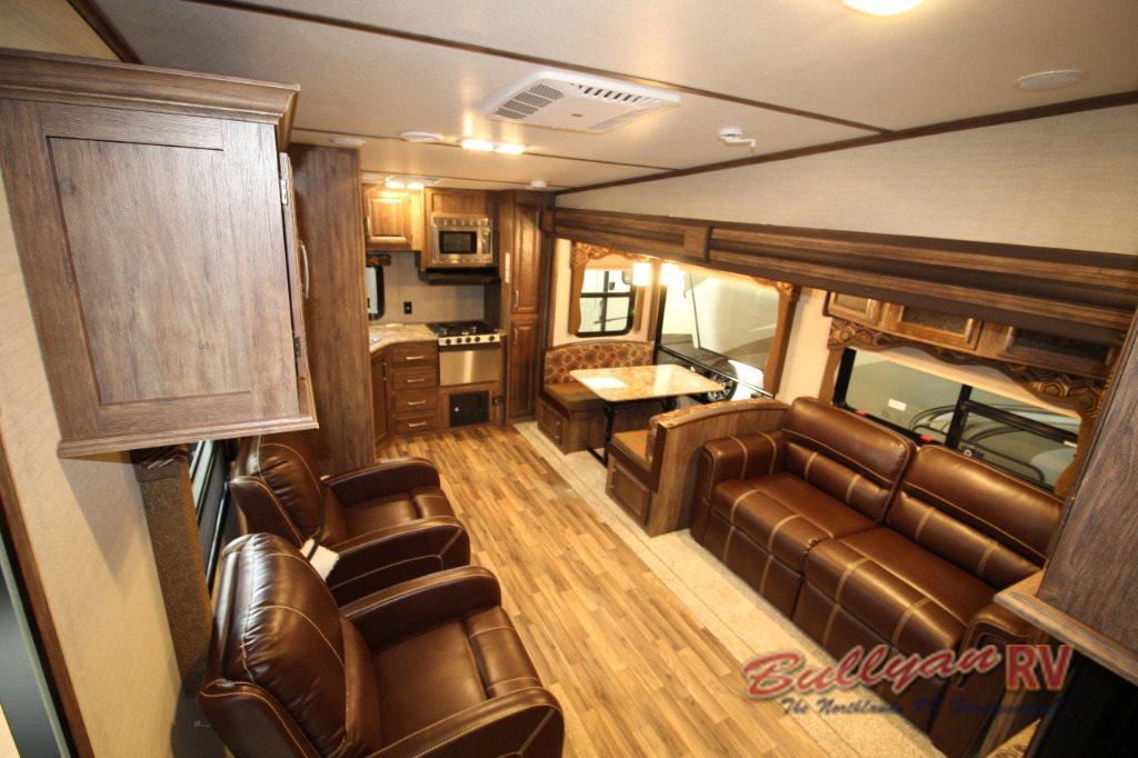 Keystone Cougar Xlite 27RKS Fifth Wheel Interio