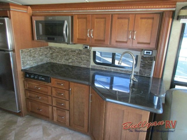 Winnebago Forza Interior kitchen