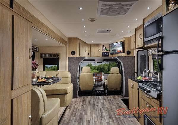 Dynamax isata 3 Series Class C Motorhome Interior