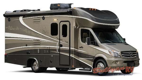 Dynamax isata 3 Series Class C Diesel Motorhome