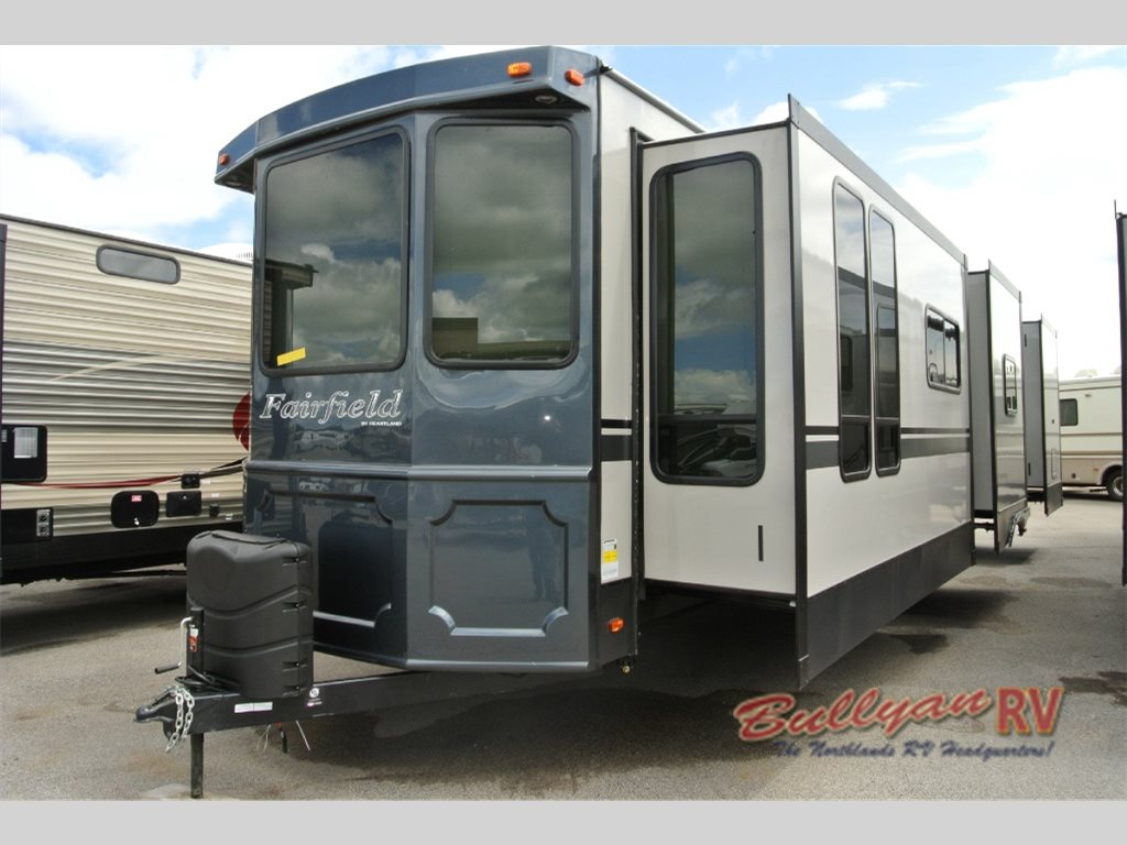 2016 Heartland Fairfield 406FK