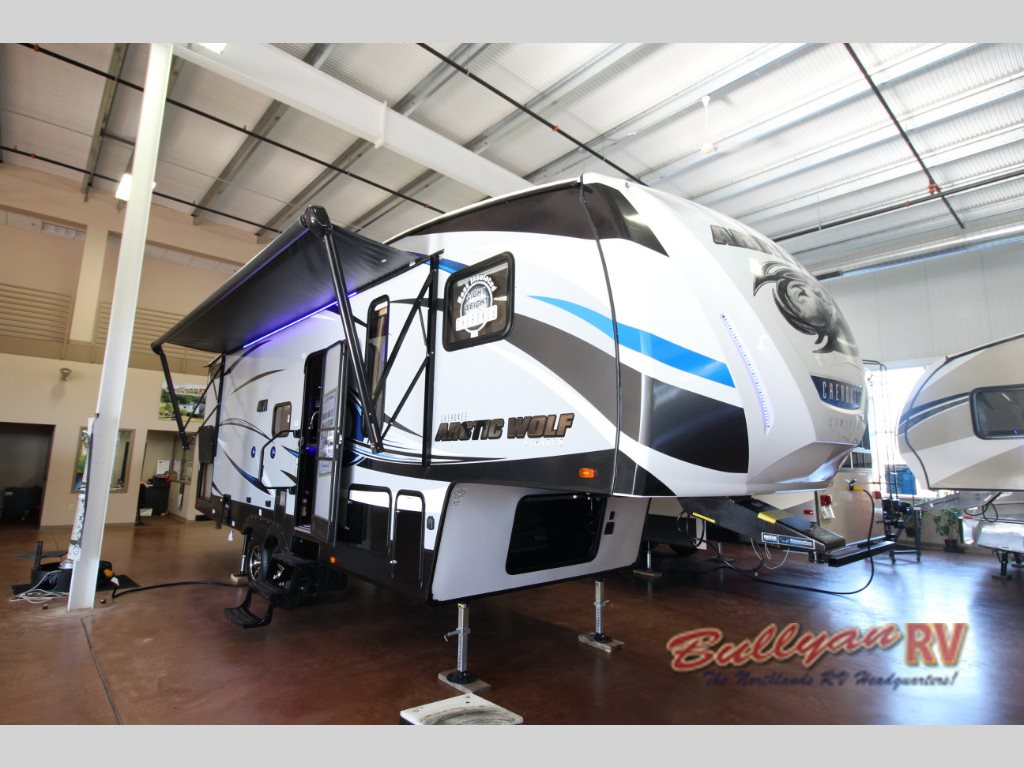 Forest River Cherokee Arctic Wolf 265DBH8 Fifth Wheels