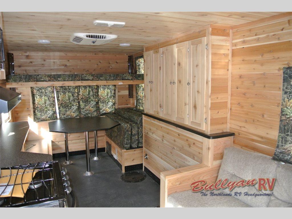 2016 Ice Castle Minnetonka Fish House Interior