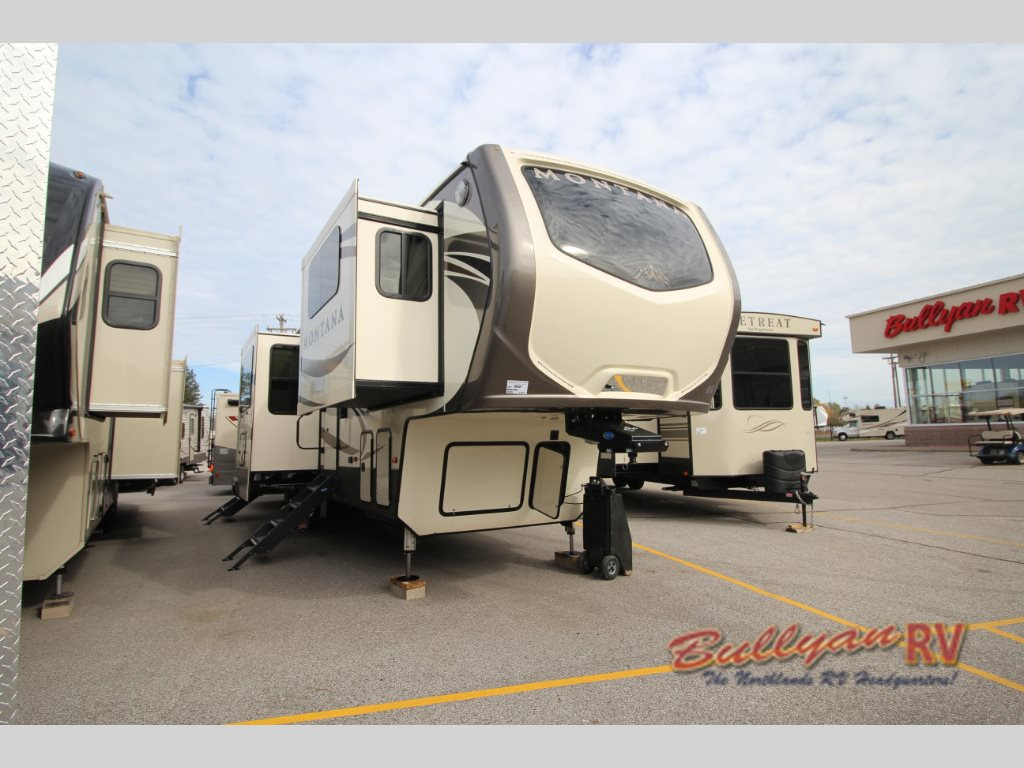 Keystone Montana 3730FL fifth wheel