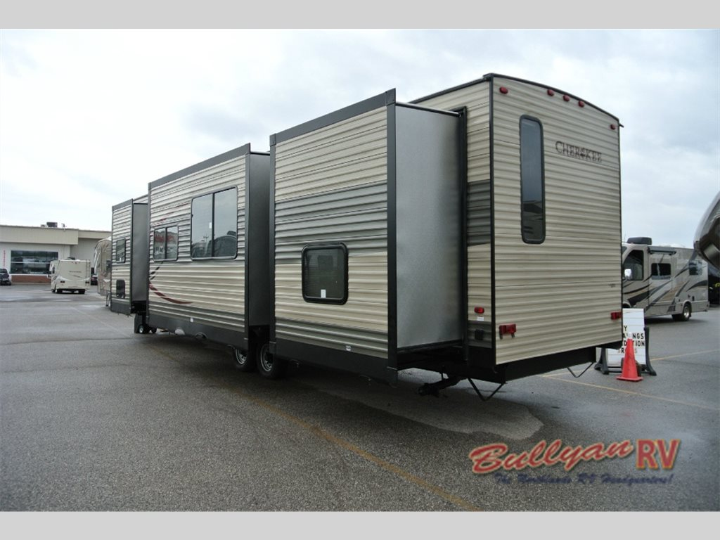 Forest River Cherokee Destination Trailers Slide Outs