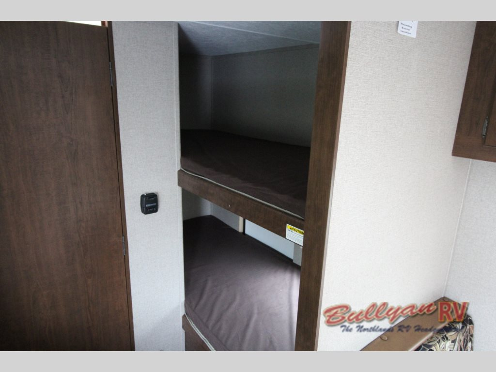 Keystone Hideout 175LHS Travel Trailer Bunk Beds