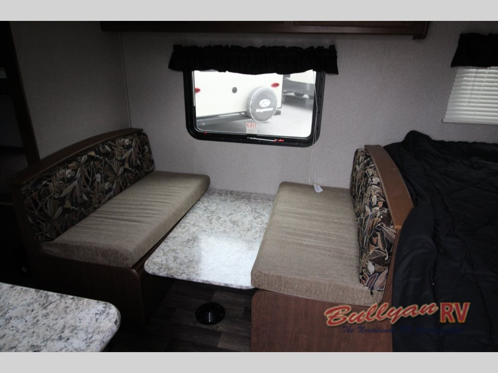Keystone Hideout 175LHS Travel Trailer Dinette