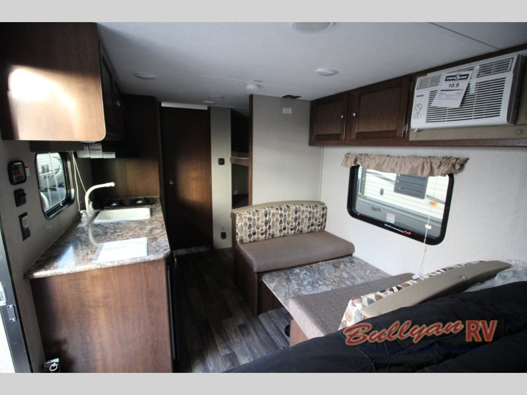 Keystone Hideout 175LHS Travel Trailer Interior