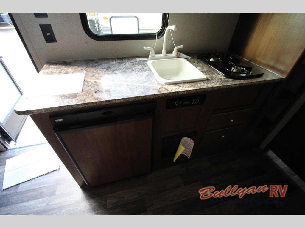 Keystone Hideout 175LHS Travel Trailer Kitchen