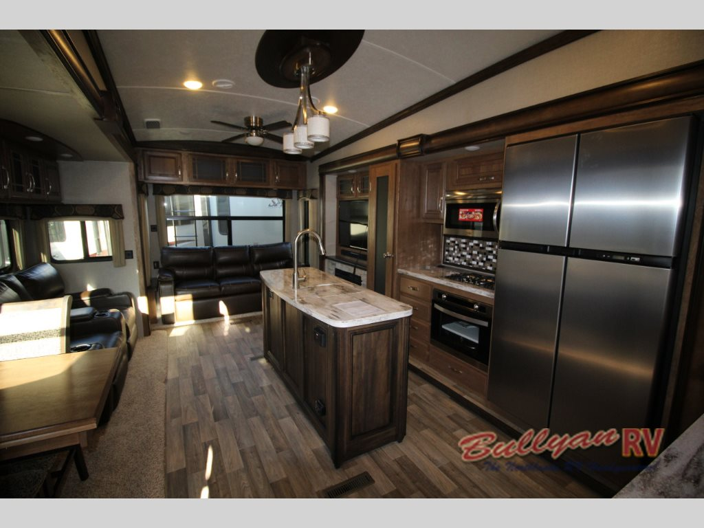 Keystone Montana Fifth Wheels Cutting Edge Floorplan