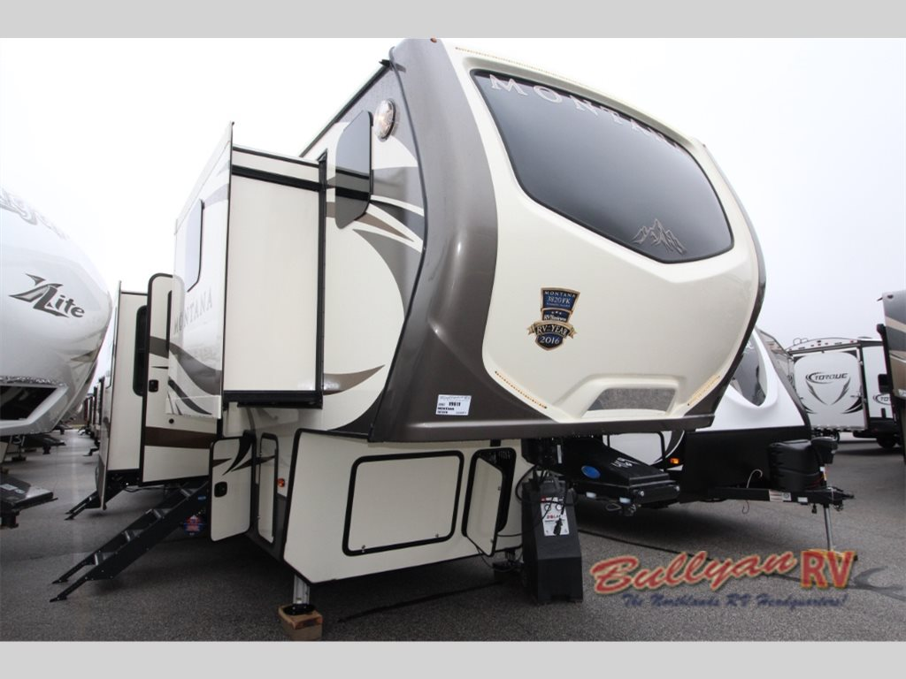 Keystone Montana Fifth Wheel