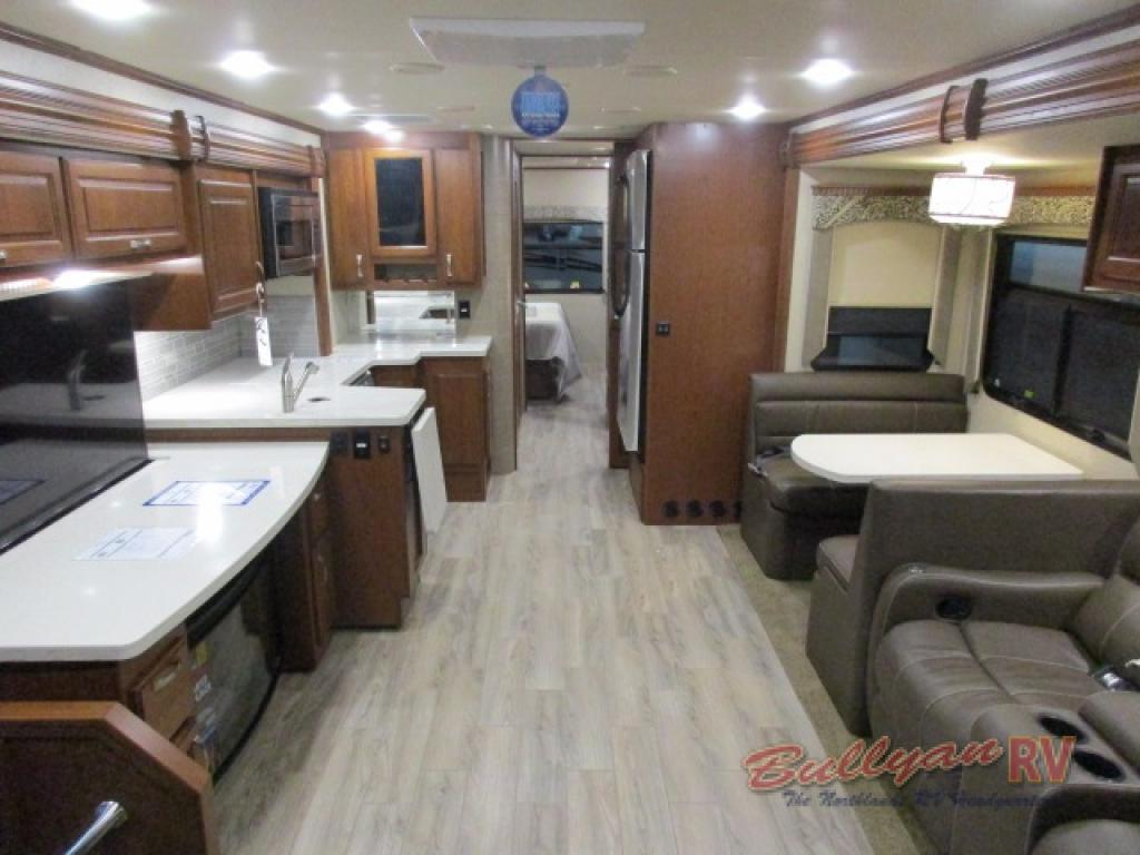 Dynamax DX3 Class C Diesel Motorhome Interior