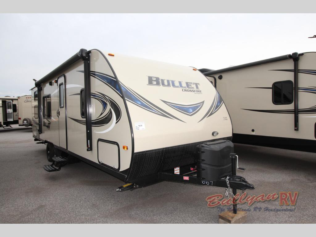 Keystone Bullet Crossfire Travel Trailer