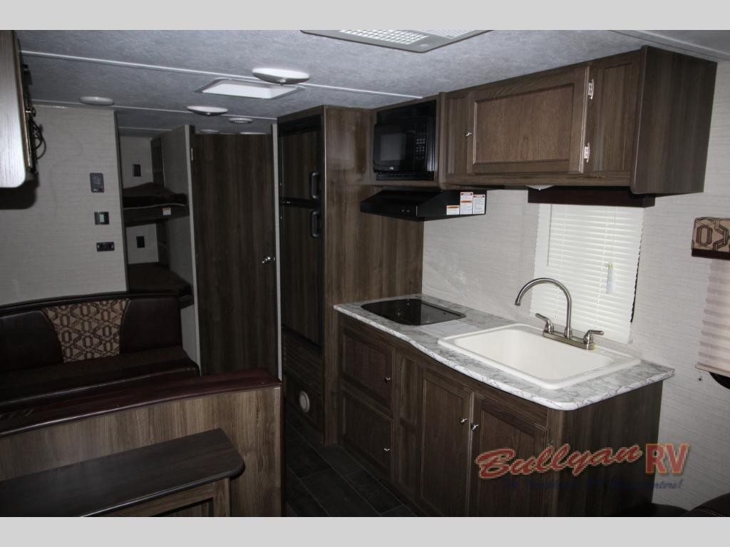 Keystone Bullet Crossfire Travel Trailer Bunkhouse