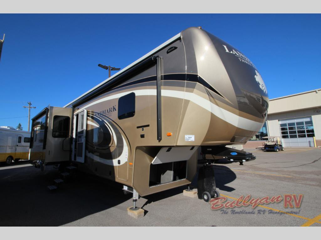 Heartland Landmark 365 Orlando Fifth Wheel