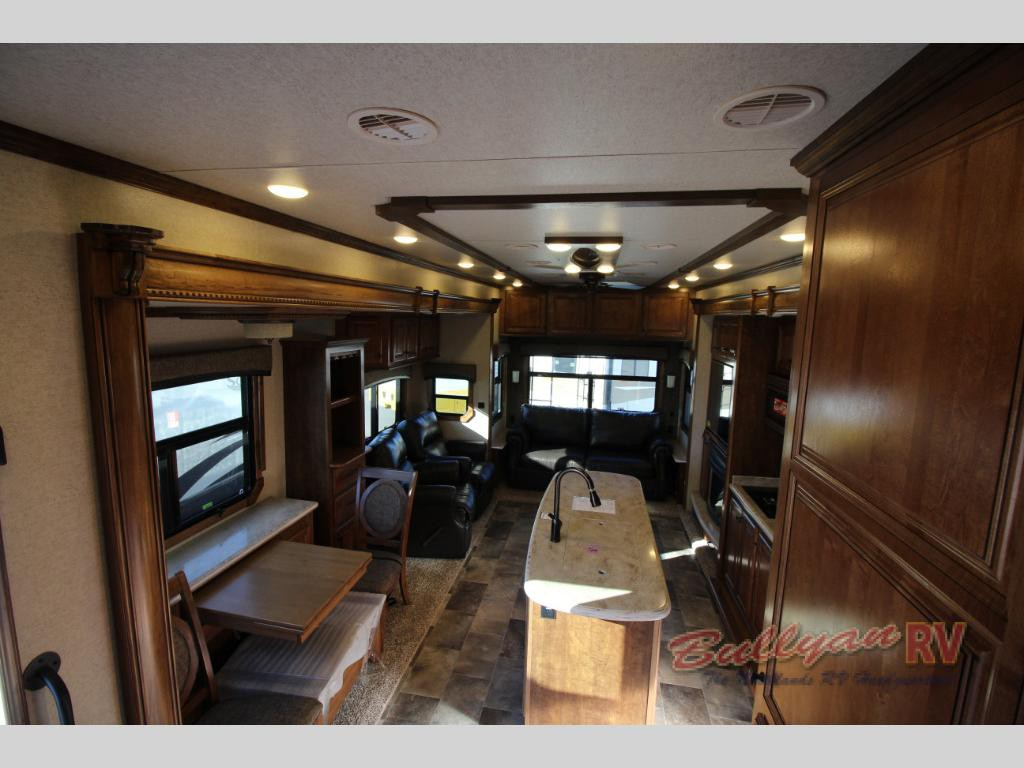 Heartland Landmark 365 Orlando Fifth Wheel Interior