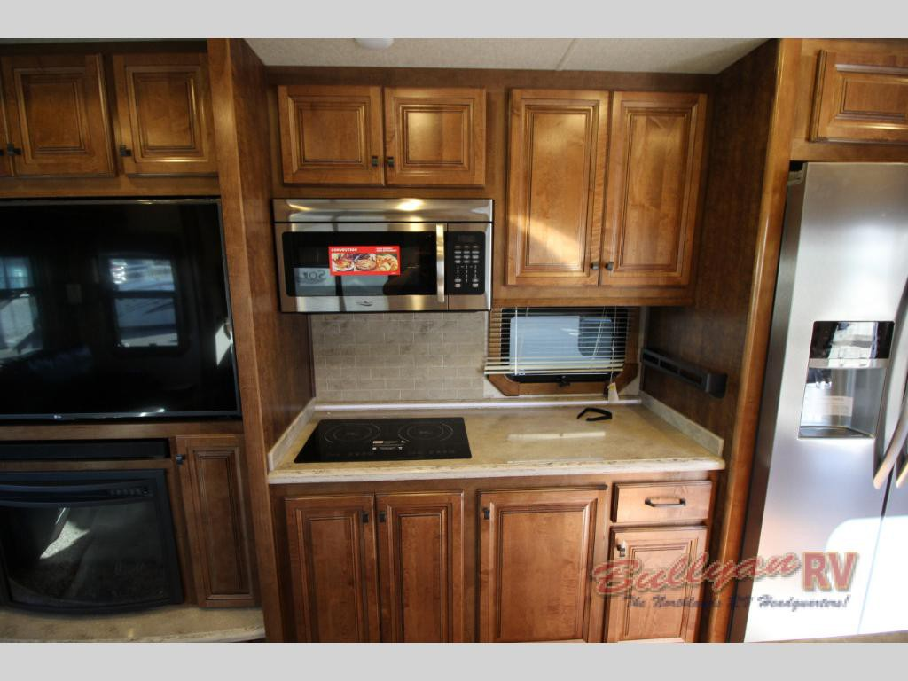 Heartland Landmark 365 Orlando Fifth Wheel Kitchen
