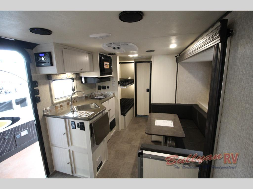 Livin-Lite Camplite Travel Trailers: All Aluminum
