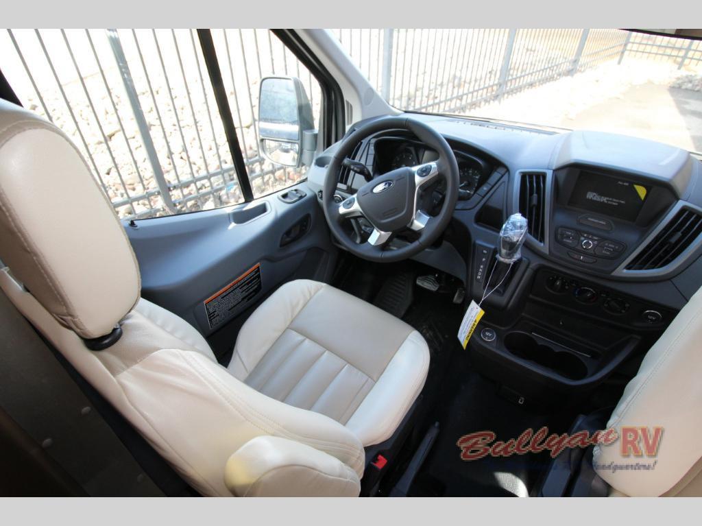 Winnebago Paseo Class B Motorhome Driver's Seat