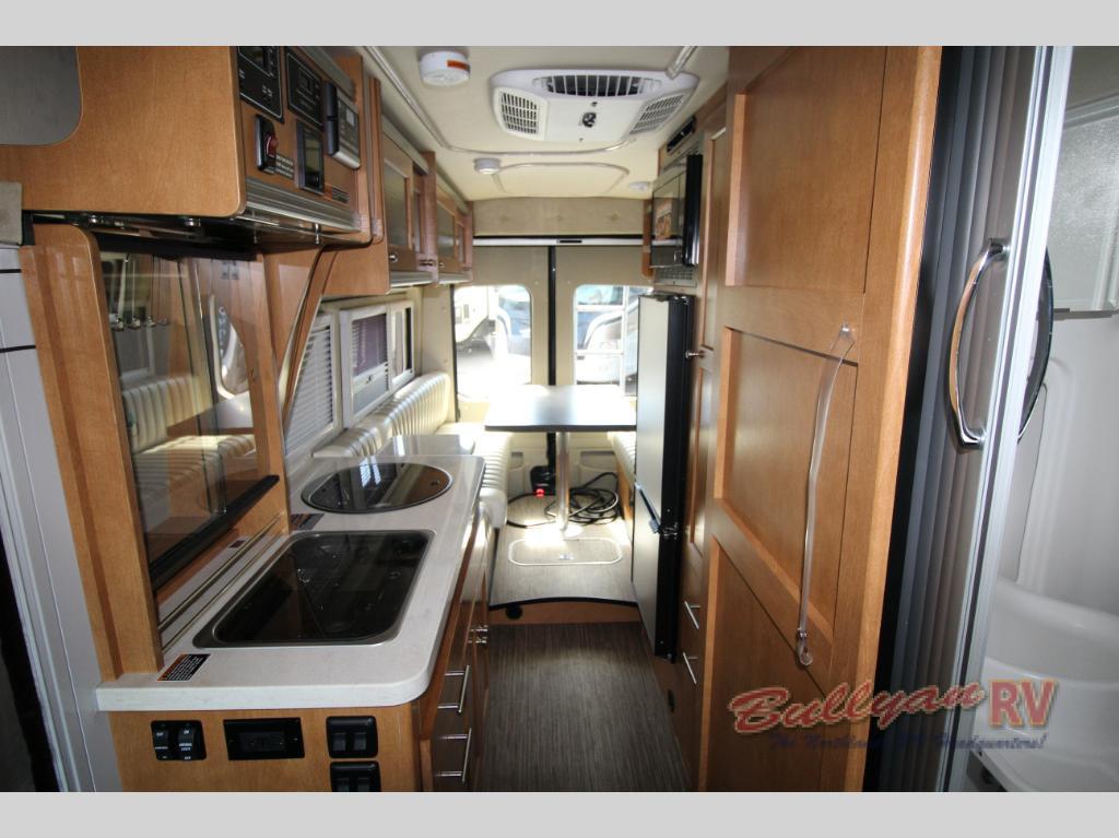 Winnebago Paseo Class B Motorhome Kitchen