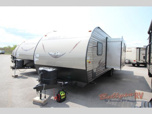 Cherokee Grey Wolf 26CKSE Travel Trailer