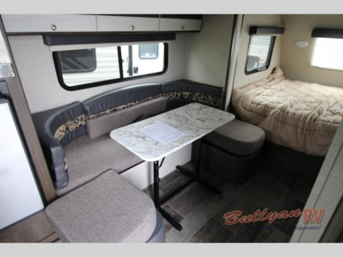 Keystone Colt 171RKCT Travel Trailer Interior