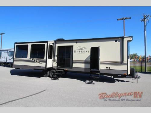 Keystone Retreat 391RLTS Destination Trailer