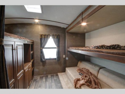 Premier Ultra Lite Travel Trailer Bunkhouse