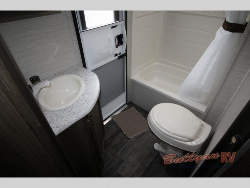 Keystone Bullet 272BHS Travel Trailer Bathroom