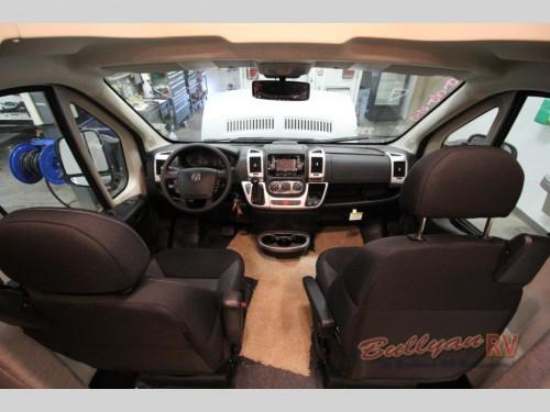Winnebago Trend 23D Motorhome Cab