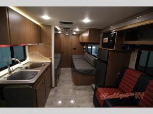 Winnebago Trend Class C Interior