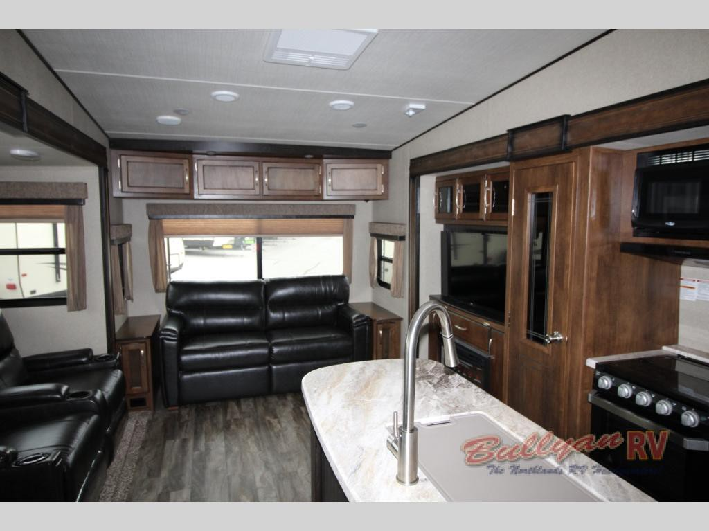 Grand Design Reflection Fifth Wheel Interior