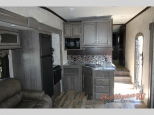 Winnebago Voyage Kitchen