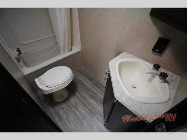 Grey Wolf Bathroom
