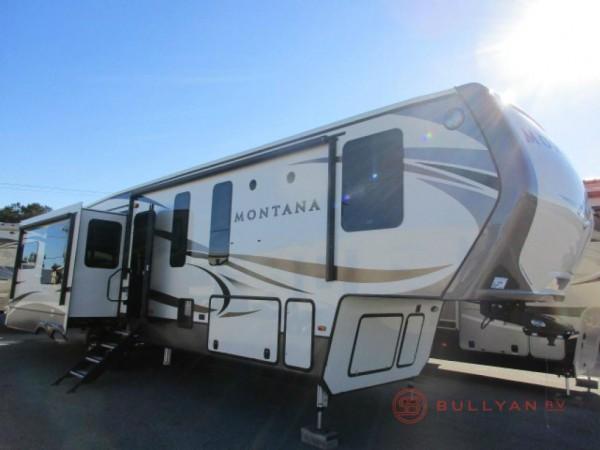 Montana fifth wheel